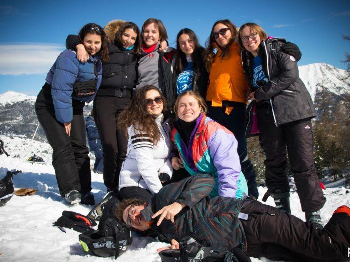 Semaine ski 2020